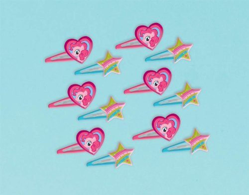 My Little Pony Hair Clip Favors 12ct, Health Care Stuffs