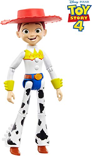 Disney Pixar Toy Story True Talkers Jessie Figure, 8.8