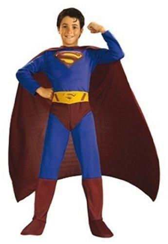 Rubies Costume Superman Abito Carnevale S 3 4 Anni Amazonit