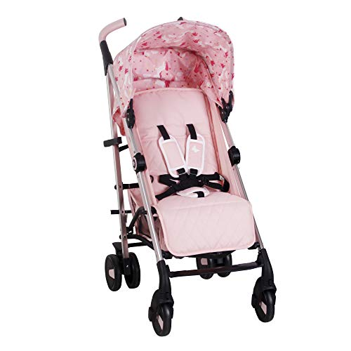 My Babiie Believe by Katie Piper US51 Unicorns Stroller - Suitable from Birth to 33lbs