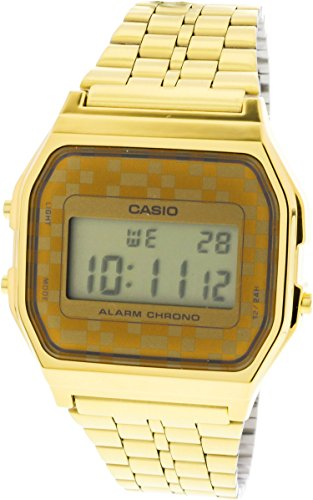 Casio A159WGEA 9A Vintage Chrongoraph Digital
