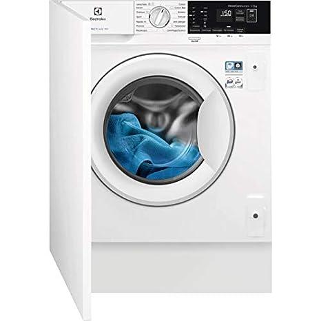 Lavadora, instalación empotrada, 7 kg, clase A+++, 60 cm ...