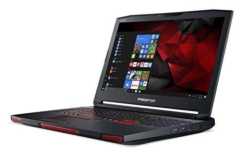 Acer Predator 17 X GX-792-703D 17.3'' FHD (1920x1080) Gaming Laptop ( Intel Core i7-7820HK, 32GB RAM, 512GB SSD, 1TB HDD, Windows 10 Home) by Acer (Image #2)