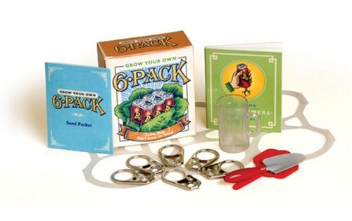 Grow-Your-Own-6-Pack-cause-Beer-Dont-Grow-on-Trees-Running-Press-Mini-Kit