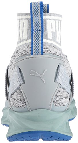 Sneaker Ignite Evoknit da uomo, cava-Asphalt-Lapis Blue, 11 M US
