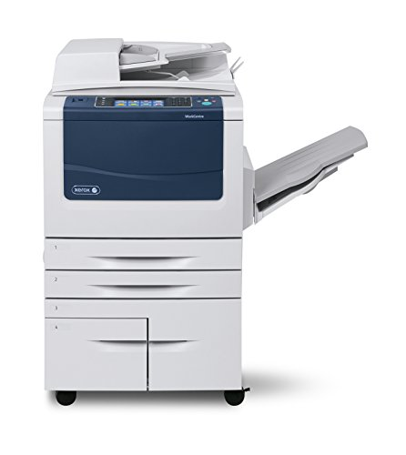 Refurbished Xerox WorkCentre 5890 Tabloid-size Black-and-white Multifunction Printer - 90 ppm, Copy, Print, Scan, Single-pass Auto-Duplex Document Feeder, Two Trays, High Capacity Tandem Tray (5800 Series Single)