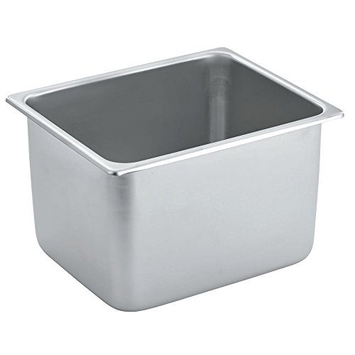Vollrath Steam Table Pan, 1/2 size, 14-1/8 quart, 12-3/4