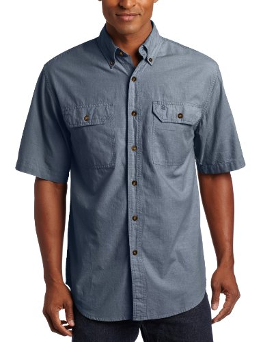 Carhartt Men 39 S Fort Solid Short Sleeve Shirt In The Uae