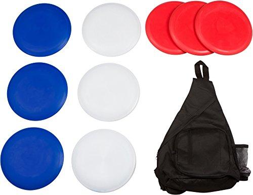 Trademark Innovations 9 Piece Sling Backpack