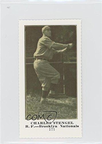 Dover Cast - Casey Stengel (Baseball Card) 1977 Dover Classic Baseball Cards Reprints - [Base] #CAST