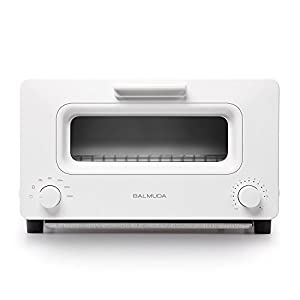 Japanese Countertop Oven : Amazon.com: Steam oven toaster BALMUDA The Toaster K01A-WS (White ...