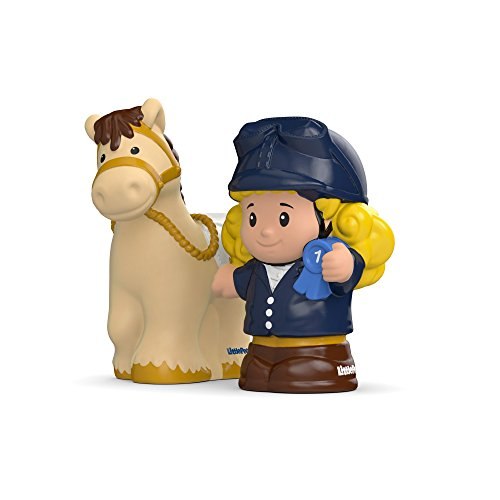 (Fisher-Price Little People Rider &)