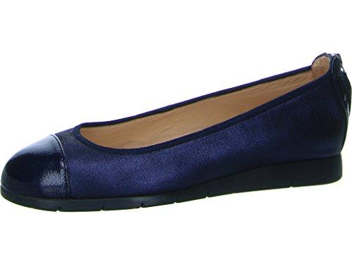 Blue Women's Flats Alaya Unisa Ballet qIdpwXIZ7