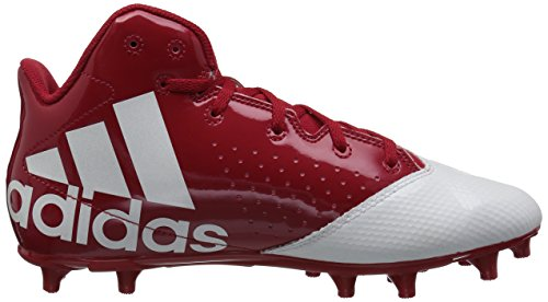 power Mid Da Originals power 5 Uomo Red Star Red Black 5 Adidas vqAawfq