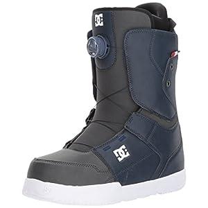 DC Men's Scout Boa Snowboard Boots, Insignia Blue, 11
