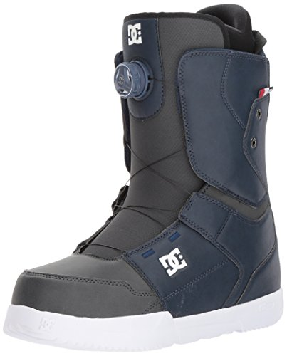 DC Men's Scout Boa Snowboard Boots, Insignia Blue, (Blue Mens Snowboard Boots)