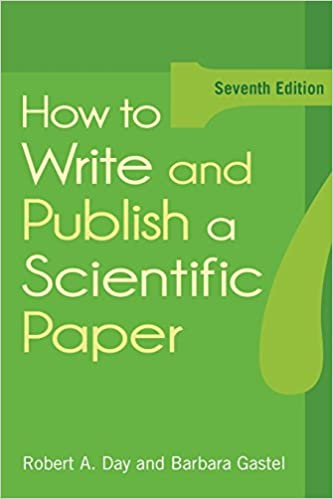 AmazonCom How To Write And Publish A Scientific Paper Th Edition