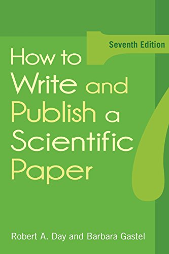 How to Write and Publish a Scientific Paper, 7th Edition (Guide To Writing A Letter Of Recommendation)