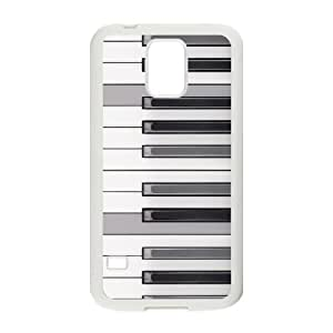 Samsung Galaxy S5 I9600 Phone Case Piano keyboard Protective Cell Phone Cases Cover TTR124164