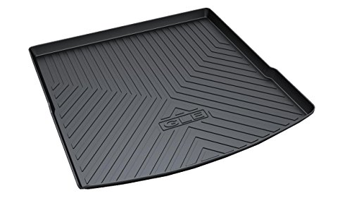 Vesul Rubber Rear Trunk Cover Cargo Liner Trunk Tray Floor Mat Carpet Fits on Mercedes-Benz MB Mercedes Benz GLE Coupe C292 2016 2017 2018 2019