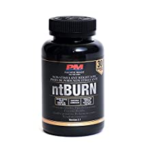 ntBURN - Garcinia Cambogia 50% HCA - Natural Weight Loss Appetite Suppressant - BEST Fat Burning Formula - 60 Capsules - Made In Canada