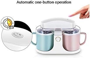 Máquina para Hacer Helados Gourmet: no se Requiere un tazón ...