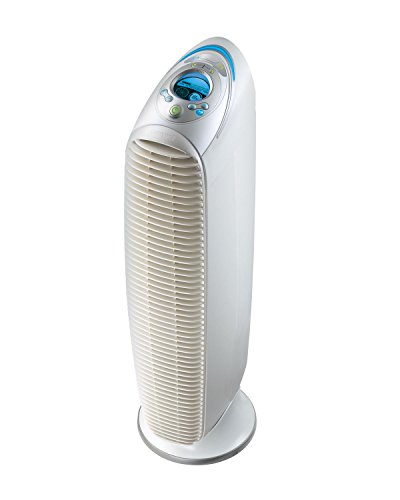 Honeywell HPA-245, True HEPA 5-in-1 UV Tower Air Purifier, White HPA-245