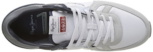 Pepe Jeans Tinker 1973 - PMS30415800 White-navy Blue 531N3Off