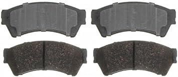 Disc Brake Pad Set-Service Grade Ceramic Disc Brake Pad Rear Raybestos SGD641C