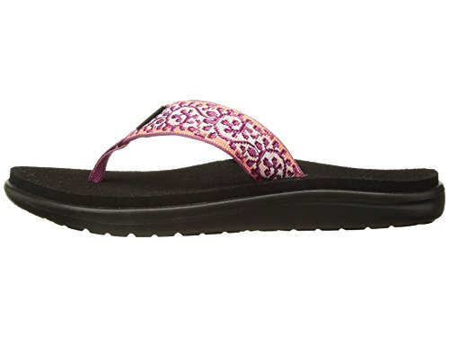 Teva Tong W Companera coral Voya Pink FnFrvwBqpx