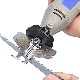 Chain Saw Sharpening Attachment Grinding Guide Drill Head Ruler Fits Models 400