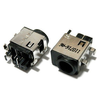 Socket Connector for Samsung RV511 RC510 RC511 RV415 RV515 RC512 RF710 RV511-A01US NP-RV515-A01 NP-RV515-A02 NP-RV515-S01 NP-S3520 RF511 NP-RF511 RV520 NP-RV520 NP-RC512-S01 NP-RC512-S01US NP-RC512-W01 NP-RC512-W01US NP-RV511-A01US NPRV511 NP-RV511NP-RV411 RC510 NP-RC510 RC512 NPRC512 NP-S3511 NPS3511 NP-RV420 NP-RC710 NPRC710 ()