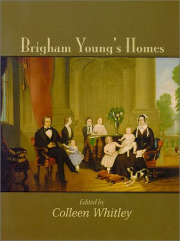 Brigham Young's Homes ebook