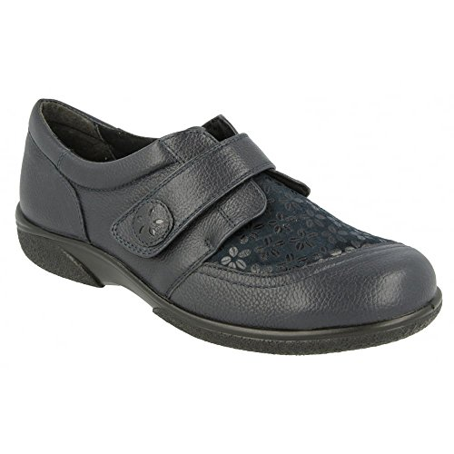 Shoes Db Navy Floral Shoes Womens Keswick Velcro Leather RzxfTz