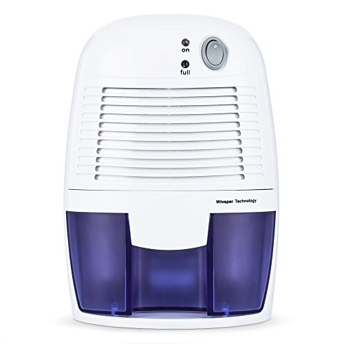 Afloia Mini Dehumidifier Portable Air Purifier Electric Dehu