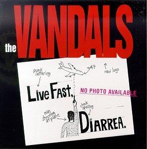 Live Fast Diarrhea [Vinyl] by Nitro Records