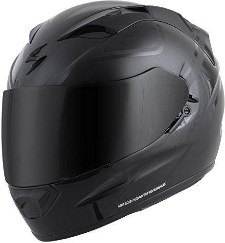 (Scorpion EXO-T1200 Freeway Street Motorcycle Helmet (Matte Black, Medium))