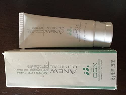 Avon Anew Clinical Absolute Even Spot Correcting Hand Cream SPF 15