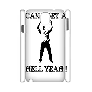 Custom New Case for Samsung Galaxy Note 3 N9000 3D, HELL YEAH Phone Case - HL-520032