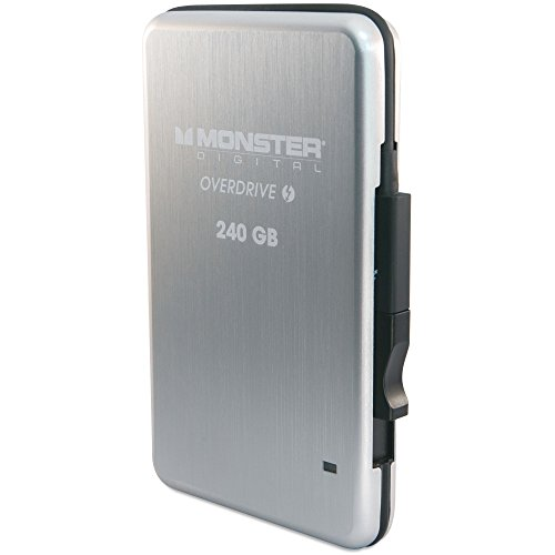 Monster Digital Overdrive Thunderbolt (SSDOT-0240-A) by Monster Digital