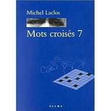 MOTS CROISÉS 7