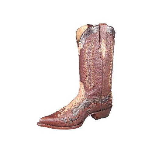 GO'WEST Men's Boots Dark Brown su31zbi3j