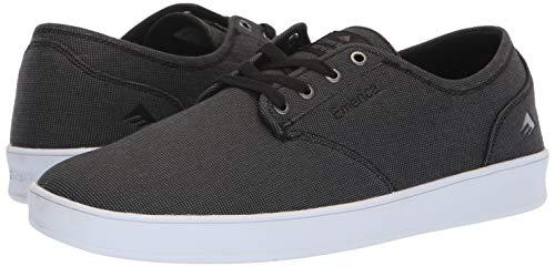 Pictures of Emerica Men's The Romero Laced Skate Shoe Dark Grey Black Gum 4