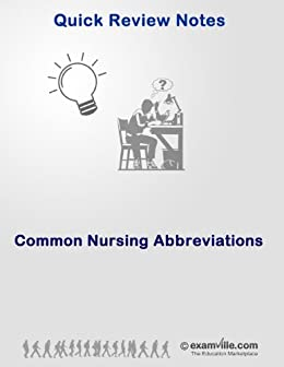 Medical Abbreviations That You Need To Know (for Nurses
