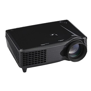 Amazon.com: Lightinthebox 3000 Lumens 3D HD Smart Projector ...