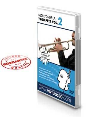 Virtuosso Trumpet Method Vol.2 (Curso De Trompeta Vol.2) SPANISH ONLY