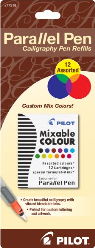 Pilot Parallel Calligraphy Cartridges 77318