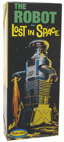 Lost in Space B9 Robot Model Kit
