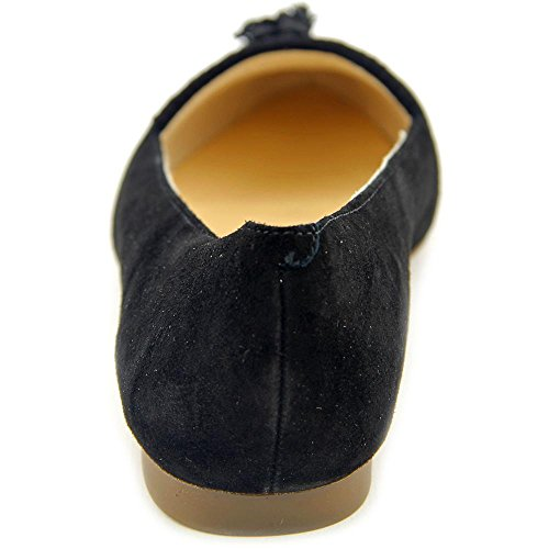 low-cost Jessica Simpson Zylet Round Toe Suede Ballet Flats