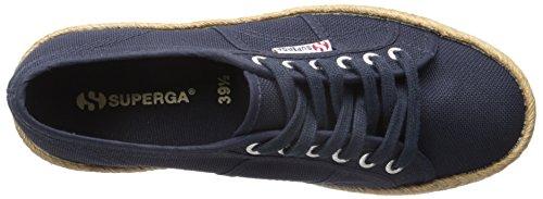 Superga Dames 2790 Cotropew Fashion Sneaker Marine
